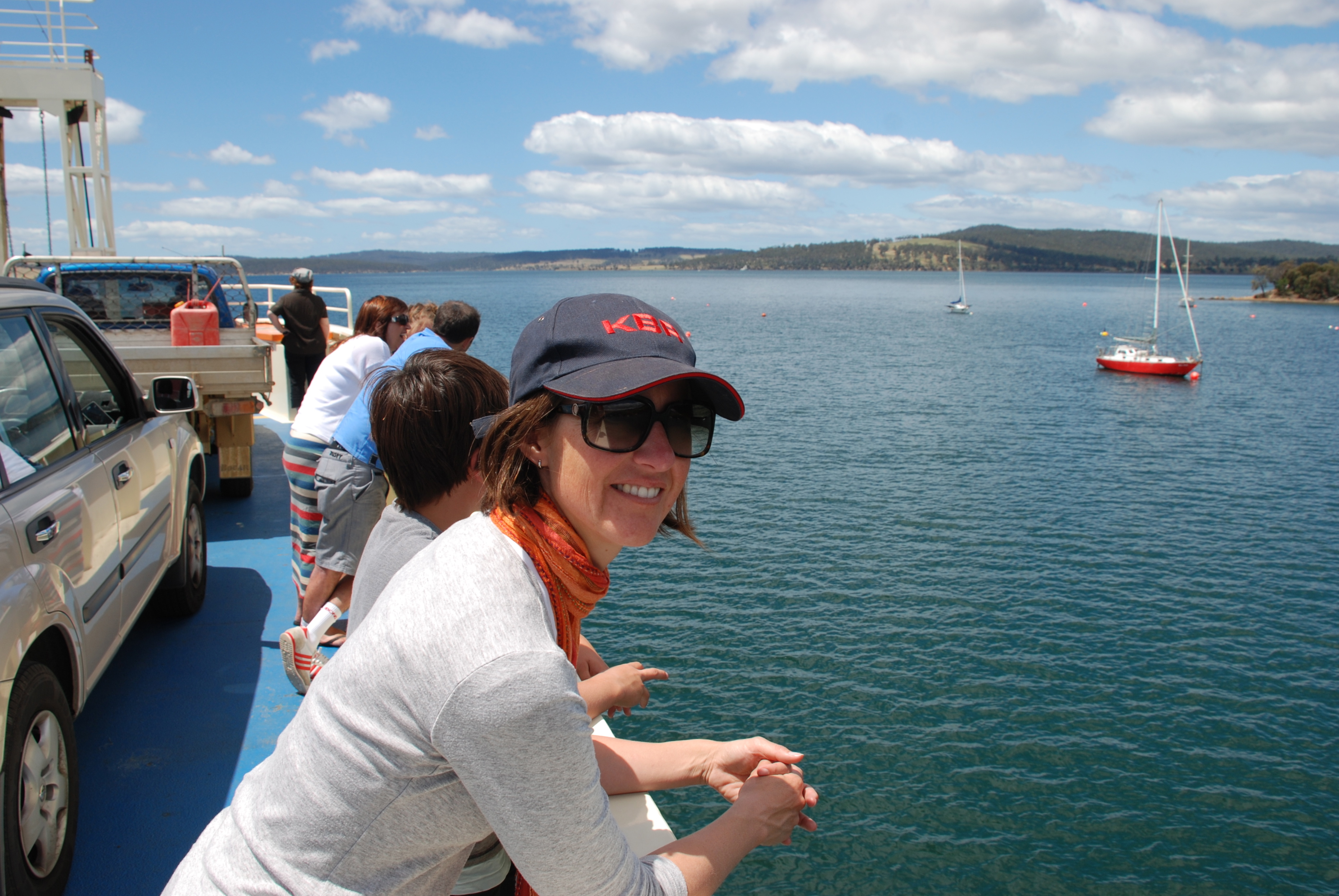 Last Ferry From Bruny Island