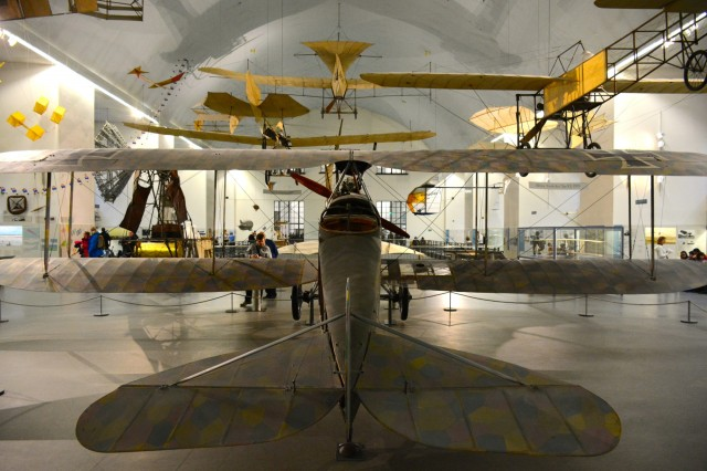 Deutsches Museum Aviation Exhibition