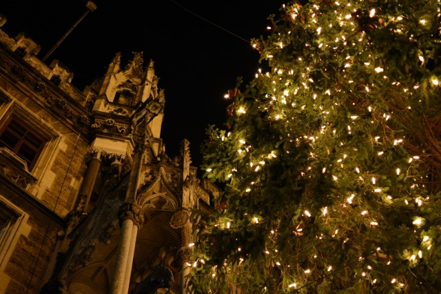 'Tis the season to be in Munich - Marienplatz at Christmas