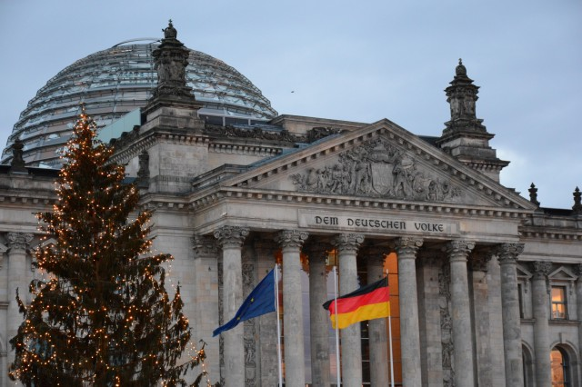 The Reichstag