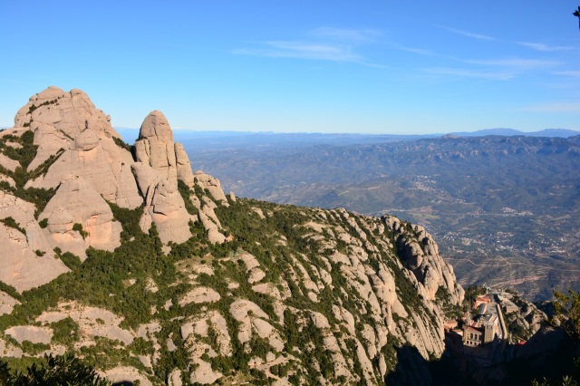 A beautiful Monserrat vista.