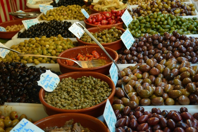 Stunning Olives