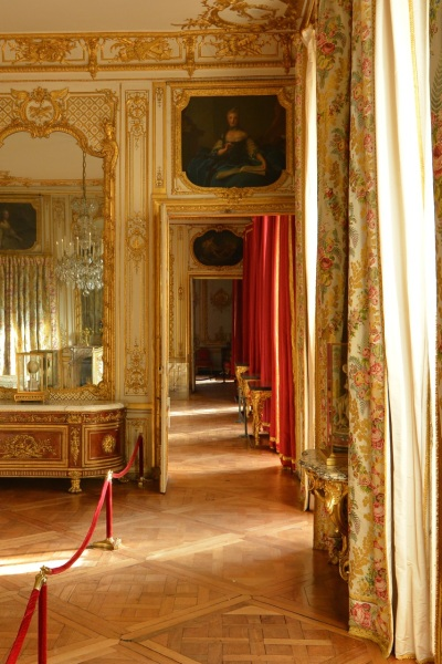 The Queens rooms