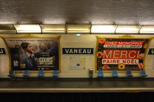 The local Metro