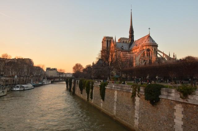 Notre Dame, Ile de la Cite