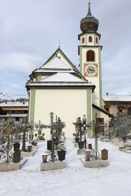 San Cassiano Church
